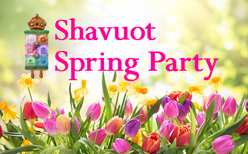 Shavuot-spring-party